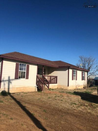 Archer County Single Family Home For Sale: 519 10th Street