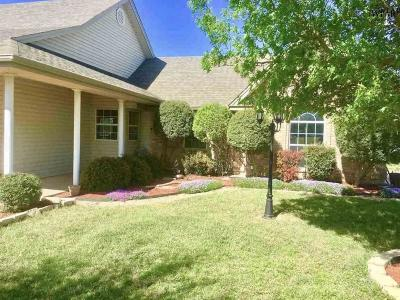 Wichita Falls Single Family Home For Sale: 275 Red Rock Road