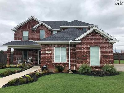 Burkburnett Single Family Home For Sale: 800 Coulter Drive