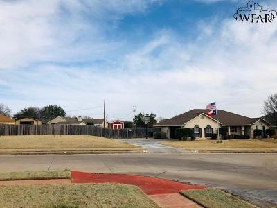 Wichita Falls TX Single Family Home For Sale: $192,500