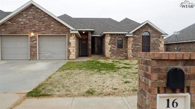 Iowa Park Single Family Home Active-Contingency: 16 Harley Court