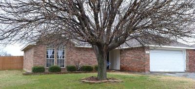 Burkburnett Single Family Home For Sale: 407 Horseshoe Lane