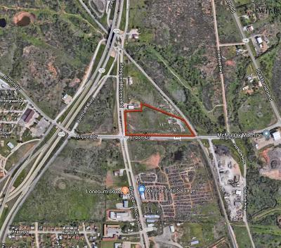 Wichita Falls Residential Lots & Land For Sale: 1400 Airport Drive