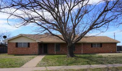 Wichita Falls Single Family Home For Sale: 4520 Jennings Avenue