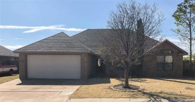 Iowa Park Single Family Home For Sale: 7 Cherokee Trail