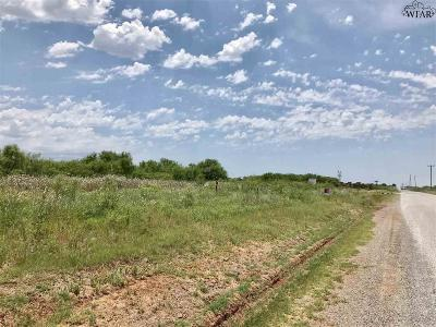 Wichita Falls Residential Lots & Land For Sale: Lot 2 Old State Road