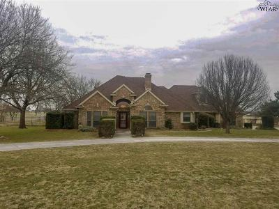 Single Family Home For Sale: 1961 Fm 1177