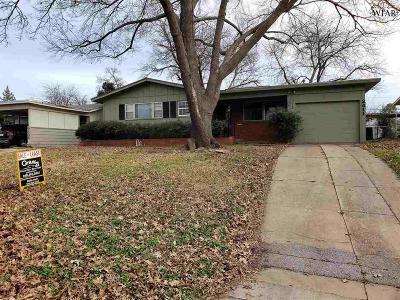 Wichita Falls Single Family Home For Sale: 2411 Terrace Avenue