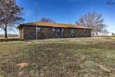 Single Family Home For Sale: 8485 Sandy Road
