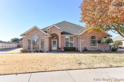 Wichita Falls Single Family Home For Sale: 3020 Whitehall Lane