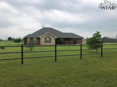 Clay County Single Family Home For Sale: 236 Red Rock Drive