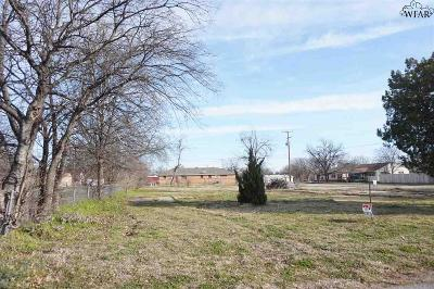 Iowa Park Residential Lots & Land For Sale: 606 E Pasadena Avenue