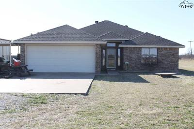 Iowa Park Single Family Home For Sale: 9013 N Fm 368