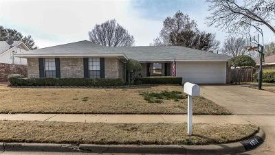 Single Family Home Active W/Option Contract: 4804 K-Mart Drive