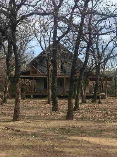 Jack County Single Family Home For Sale: 100 Hwy 114