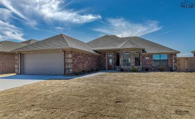 Wichita County Single Family Home For Sale: 5010 Blue Mesa Lane
