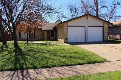Wichita Falls Single Family Home For Sale: 4703 Langford Lane