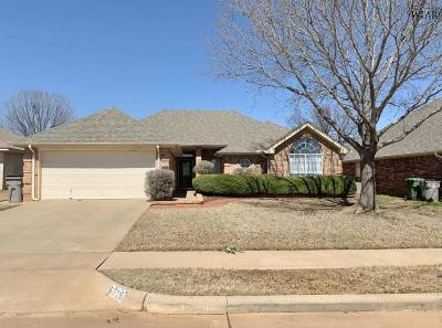 Wichita Falls Single Family Home For Sale: 6016 Natchez Trace