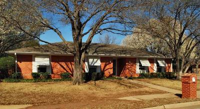 Wichita Falls TX Single Family Home For Sale: $175,500