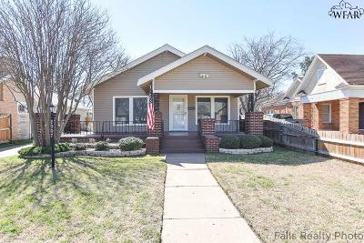 Single Family Home Active W/Option Contract: 2007 McGregor Avenue