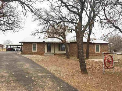 Henrietta Single Family Home For Sale: 2312 Fm 1883