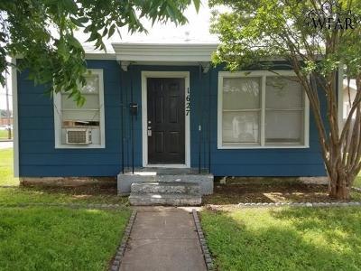 Wichita Falls Multi Family Home For Sale: 1627 Dayton Avenue