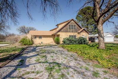 Wichita County Single Family Home For Sale: 3214 Belue Street