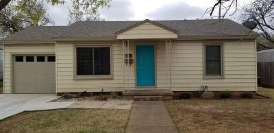 Wichita Falls Single Family Home For Sale: 4305 Faith Road