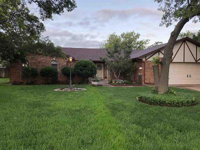 Burkburnett Single Family Home For Sale: 1027 Pawhuska Lane