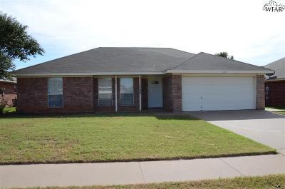 Wichita County Rental For Rent: 5109 Untalan Street