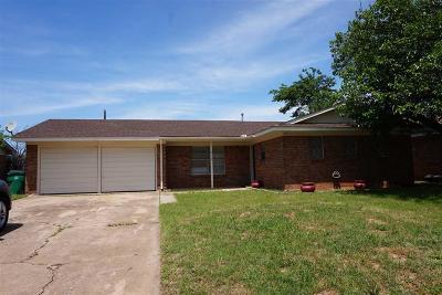 Wichita County Rental For Rent: 812 Vogel Street