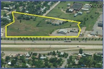 Wichita Falls Residential Lots & Land For Sale: 2821 Kell Boulevard