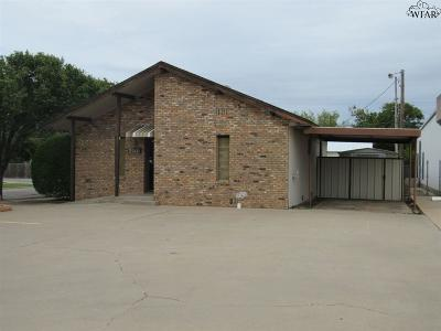 Commercial Active W/Option Contract: 2401 Kemp Boulevard