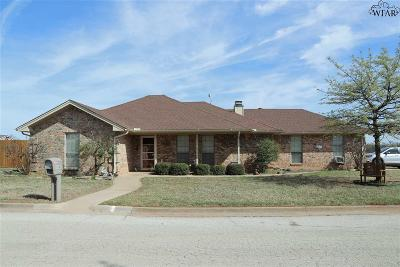 Henrietta Single Family Home For Sale: 1316 Tumbleweed Trail
