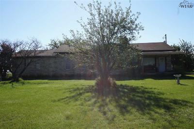 Wichita Falls Single Family Home For Sale: 5223 Deer Creek Road