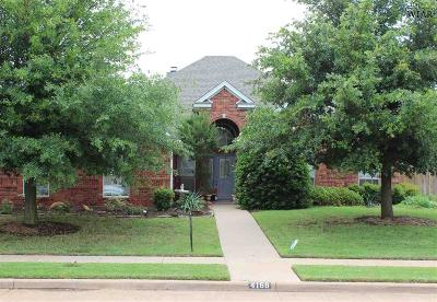 Wichita Falls Single Family Home For Sale: 4168 Candlewood Circle