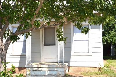 Wichita County Rental For Rent: 2409 Buchanan Street