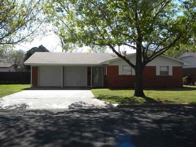 Wichita County Rental For Rent: 1012 E Beverly Loop