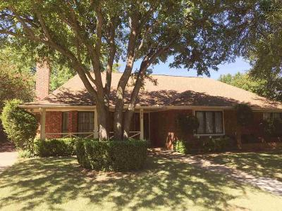 Wichita Falls Single Family Home For Sale: 2619 San Simeon Drive