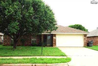 Wichita County Rental For Rent: 6018 Van Dorn Drive