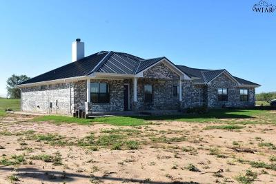 Henrietta Single Family Home For Sale: 3069 Fm 174
