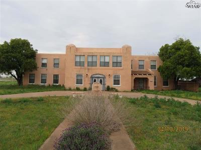 Wichita Falls Single Family Home For Sale: 500 Olen Street