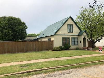 Clay County Single Family Home For Sale: 215 S Angelina Avenue