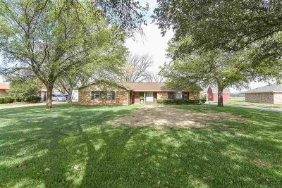 Wichita Falls Single Family Home Active W/Option Contract: 142 Wellington Lane