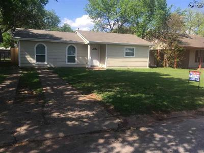 Single Family Home Active W/Option Contract: 2940 Cunningham Drive