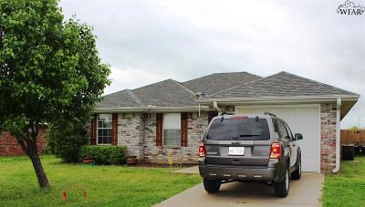 Henrietta Single Family Home For Sale: 1411 Tumbleweed Trail