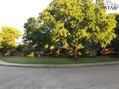 Wichita Falls Single Family Home Active W/Option Contract: 2407 Marika Circle