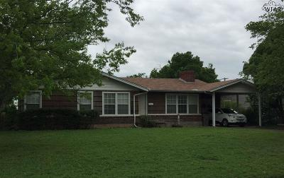 Wichita Falls Single Family Home For Sale: 3 Surrey Circle