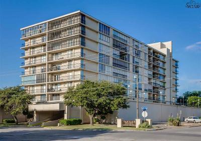 Wichita County Rental For Rent: 2100 Santa Fe Street