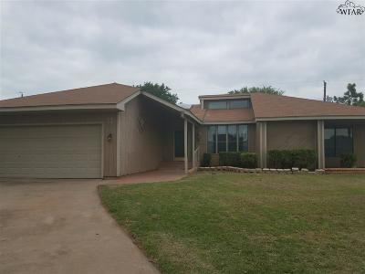 Wichita County Rental For Rent: 11 Happy Hill Drive